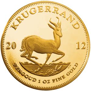 Goldmünze Krügerrand 1 oz